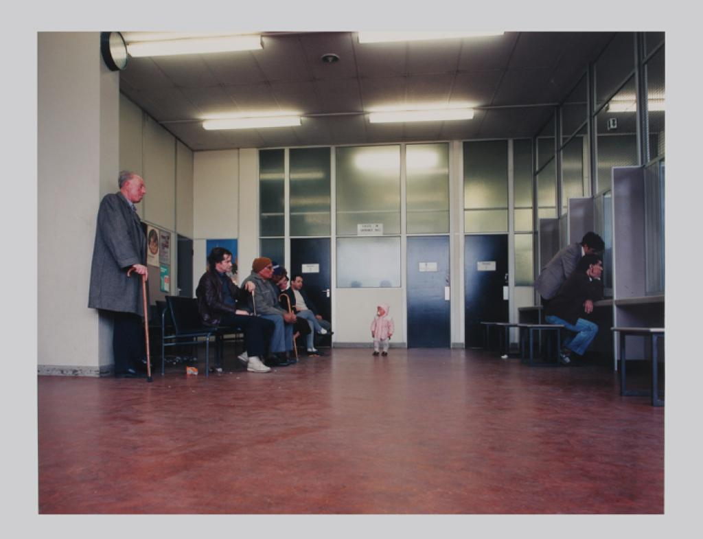 Paul Graham - Baby, DHSS Office, Birmingham, Beyond Craing No. 5