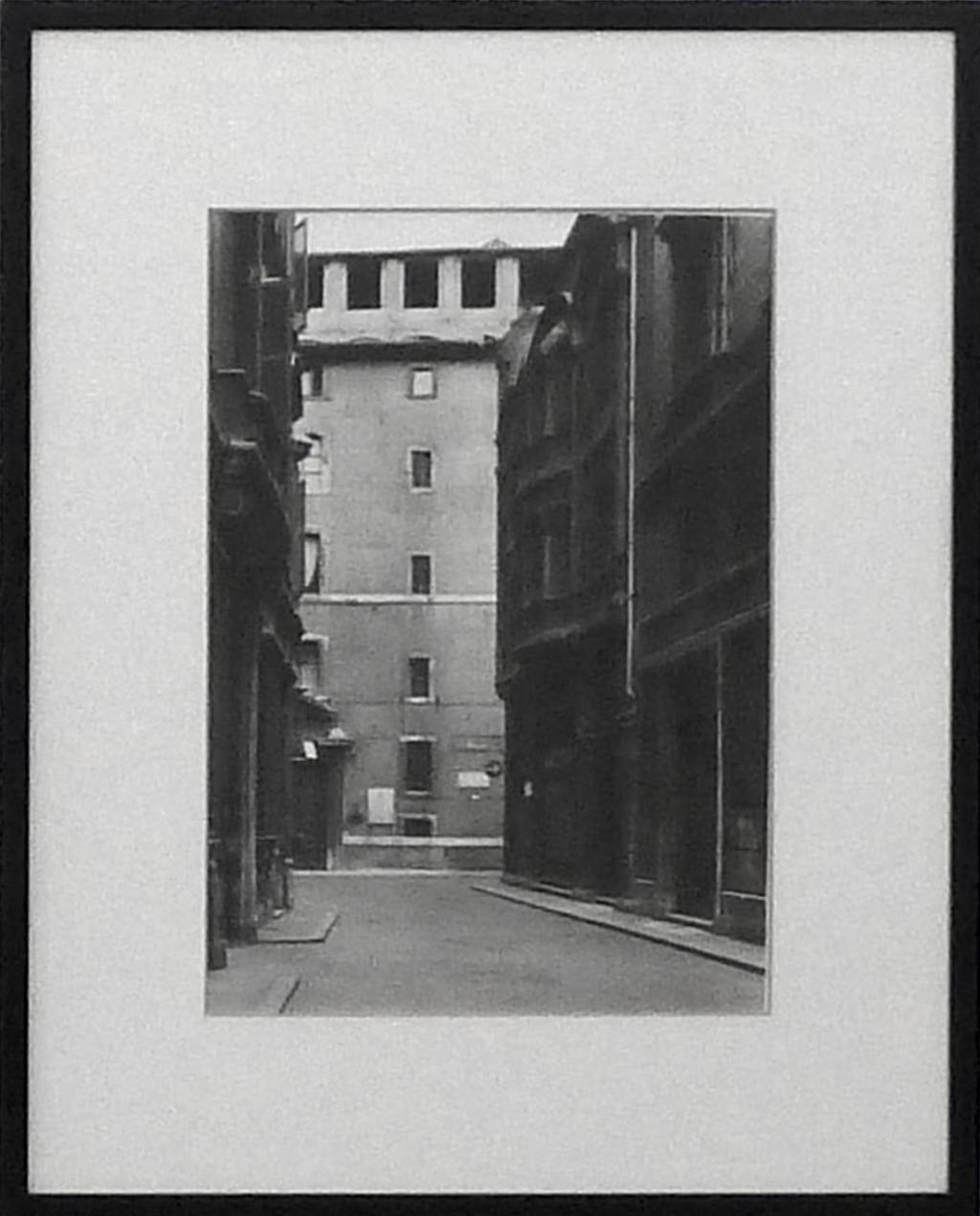 Black and silver gabriele arruzzo bernd hilla becher - Michelangelo pistoletto specchi ...